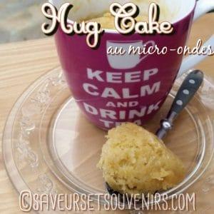 Simple et rapide à faire, le Mug Cake se cuit au micro-ondes. Il est variable à l'infini, et entre l'inspiration et la dégustation il y a moins de 5 minutes ;-)