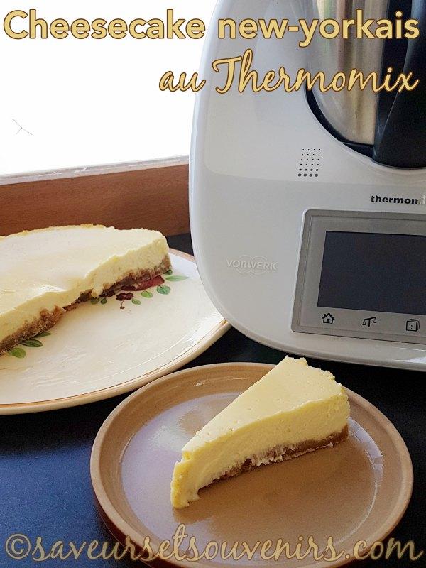 Saupoudrez votre cheesecake de noix de muscade râpée et/ou d'un coulis de fruits