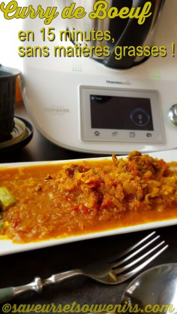 Le couteau du Thermomix tourne sans cesse dans le bol fermé, nous permettant de cuisiner sans matières grasses !