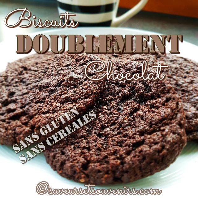 Pleins de bons ingrédients et sans gluten, sans céréales et en plus paléo, ces biscuits sont on ne peut plus délicieux et vous donneront envie de les manger tous, jusqu'à la dernière miette !